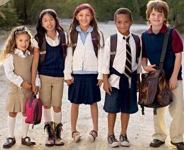Basic Back to School Clothes via examiner.com