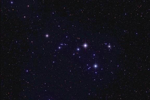 Cluster of Stars_R Hammer