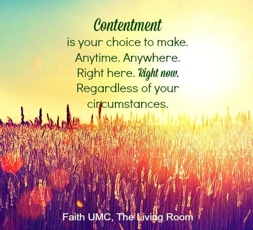 contentment quote_vivian's post