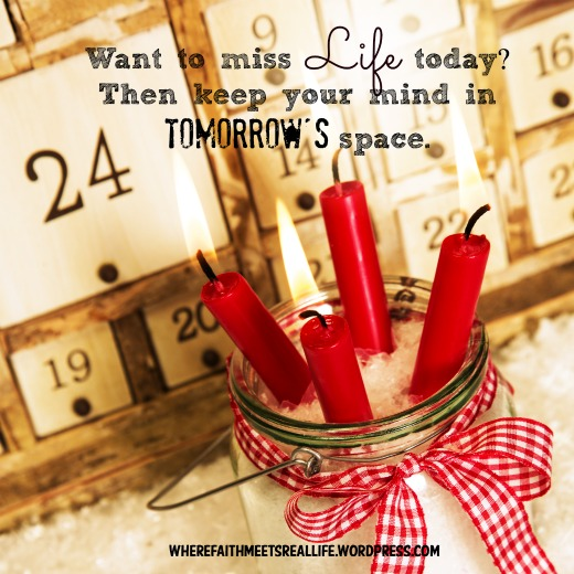 tomorrow's advent calendar