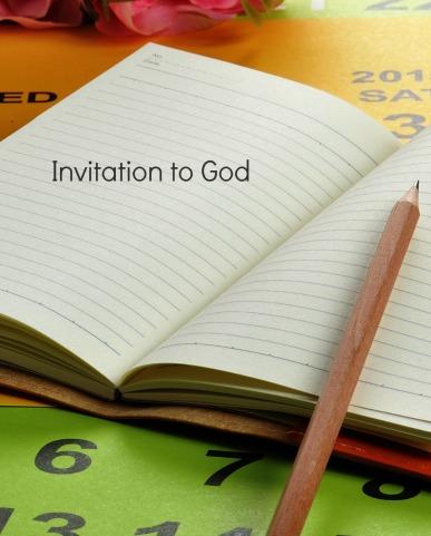 Calendar an Invitation to God