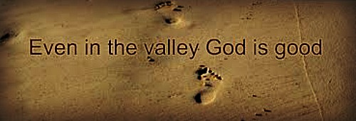 God is good, even in the trials. He's good all the time. All the time, God is very good.