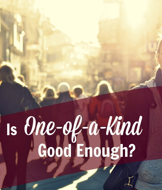 Discover how to be Good Enough, just being you.