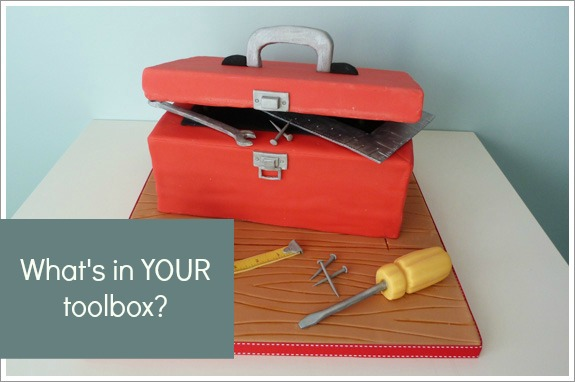 What's in your toolbox? Do you have what it takes?