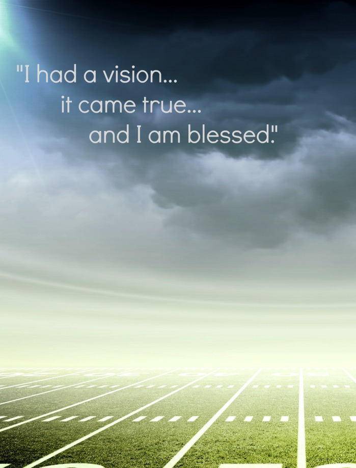 God's vision, blessing, malcolm butler, super bowl,