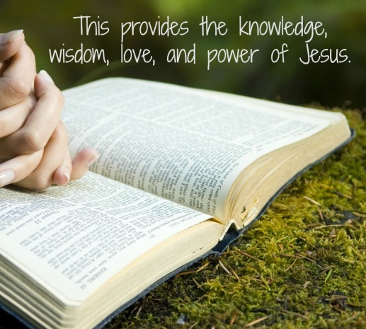 bible love, power, wisdom of Jesus