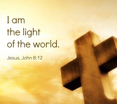 Cross I Am the Light Of The World