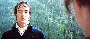 Mr. Darcy's love rejected